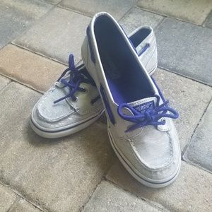 Sperry Seabright Topsidders size 4
